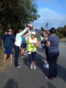 Title Nine takes on the Ragnar Race