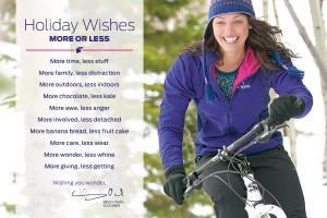 Missy's Holiday Wishes