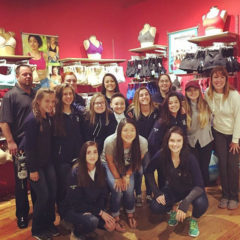 Girls Hockey in Cherry Creek