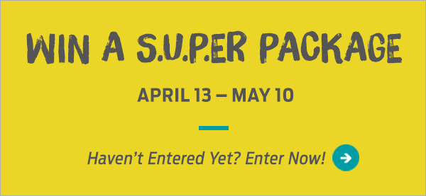 Win a SUPer Package