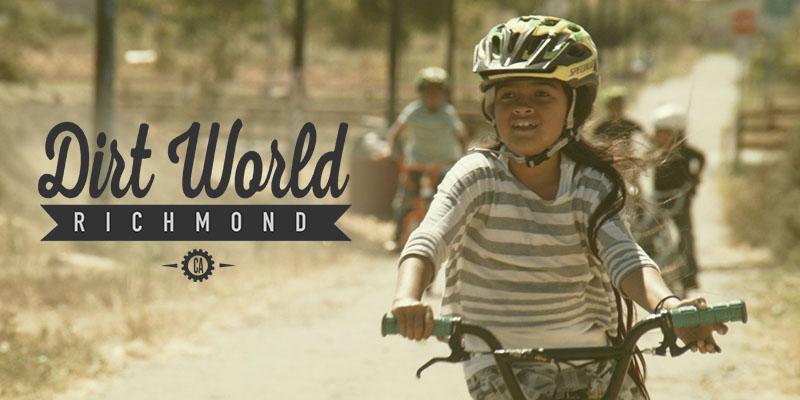 Dirt World header