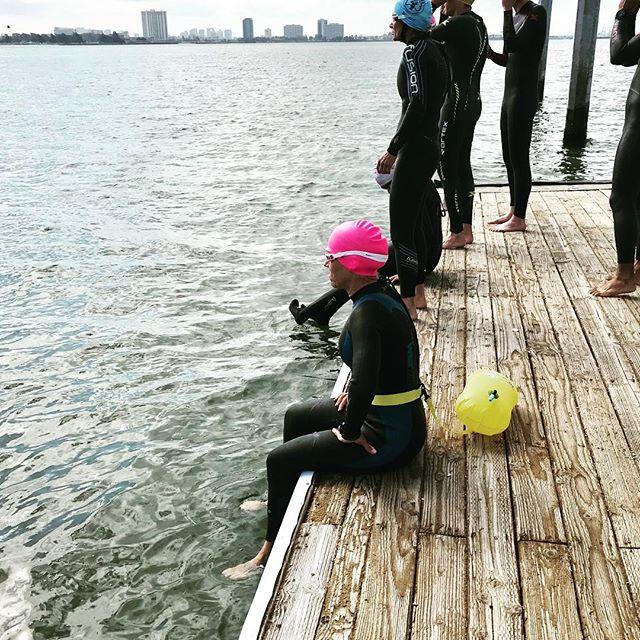 Swimmer mom