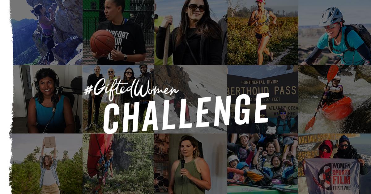 Gifted Women Challenge