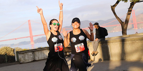 San Francisco race