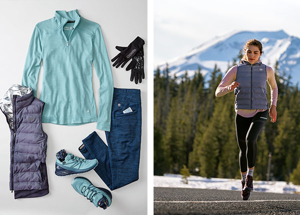 For Warm Jogs in Cold Climates
