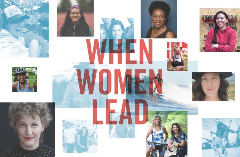 When Women Lead