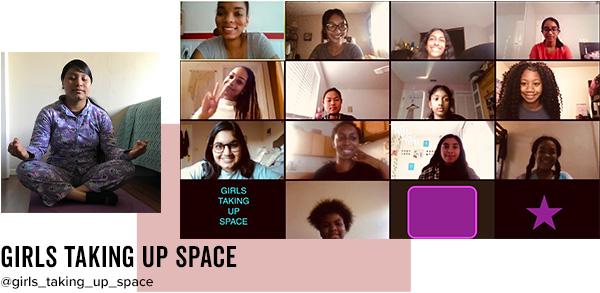Girls Taking Up Space