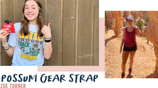 Possum Gear Strap